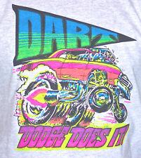 Dodge Dart t-shirt  Vintage  70's  NOS   XXL Or  XXXL     0140