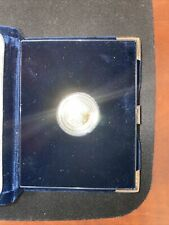 2008 W $5 American Gold Eagle Proof Coin With Box & Certificate Of Authenticity