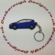Ford Fiesta ST  key ring Blue