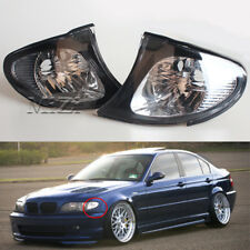 For 2002-05 BMW 3-Series E46 Corner Lights Parking Lamps Sidelights Turn Signal