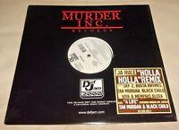 "Holla Holla by Ja Rule (Vinyl 12"", 1999 USA Sealed) Jay-Z Busta Rhymes"