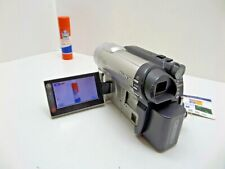 Sony Handycam Dcr-Dvd650 Mini Dvd & Memory Stick Digital Camcorder w/ Oe Battery