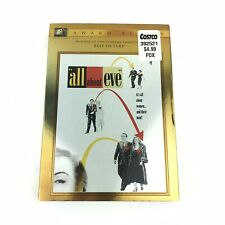 All About Eve Dvd - Studio Classics, Full Screen w/ Slipcase (sealed) 2003