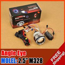 MOTORCYCLE BI-XENON HID KIT AngelEye Angel Eye Projector Lens Universal H4 H1 H7
