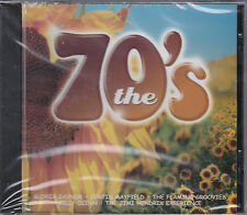 CD 18T THE 70's GAYNOR/MAYFIELD/HENDRIX/ELO/BILLY OCEAN  NEUF SCELLE