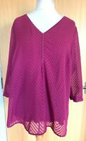 Studio 8 Phase Ladies Blouse Top 18 Smart Floaty Party Evening Occasion £69