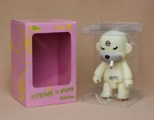 "Frank Kozik SIGNED Toy2R 8"" Anarqee Glow in Dark Monkey Qee LE AUTOGRAPHED NIB"