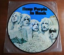 Deep Purple - In Rock LP Picture Disc