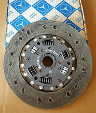 Mercedes Benz W124 W126 W201 clutch plate 260E 260SE 190E 2.6 2.3 Genuine NOS