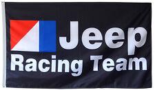 Jeep Racing Team AMC FLAG Banner Racing Car Show Garage Wall 3x5 Ft Man Cave