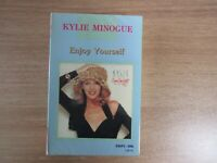 Kylie Minogue - Enjoy Yourself 1989 Korea 1st Cassette Tape SEALED NEW