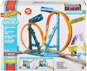 Hot Wheels Track Builder Unlimited Infinity Loop Playset