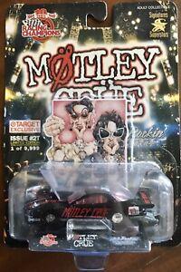 Racing Champions MOTLEY CRUE Pro Stock Diecast #2T Target Exclusive NEW