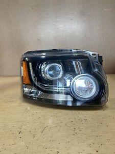 2016 Land Rover LR4 Front Right Passenger Side Headlight Lamp Xenon OEM LP