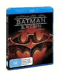 """Batman And Robin (Blu-ray, 2009) """"Brand New Disc & Case Only"""" (read description)"""