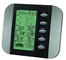 TFA Vega Funk-Wetterstation 35.1067 Temperatur Windmesser Regenmesser