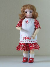 Poulbot 28 cm  11 inch   Réf : A    Poupée Ancienne  Reproduction Antique doll
