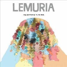 LEMURIA - DISTANCE IS SO BIG NEW VINYL RECORD