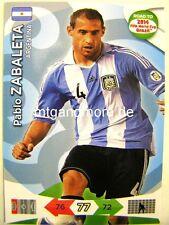 Adrenalyn XL - Pablo Zabaleta - Argentinien - Road to 2014 FIFA World Cup Brazil