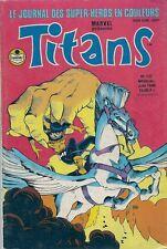 BD--TITANS N° 137--STAN LEE--SEMIC / JUIN 1990
