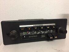 Grundig Stereo Oldtimer Cassetten Auto Radio  U - K -  M - L -