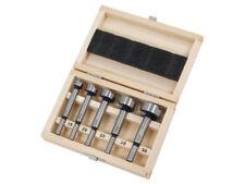 5PC Madera Forstner Máquina Suelo Brocas 15, 20, 25, 30 y 35 mm Carpinteros