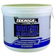 Grasso di Vaselina 500 ml Teknica Lubrificante