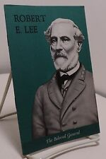 Robert E Lee - John Hancock Insurance Company - advertising booklet