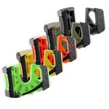 Wedge-It 3-in-1 Ultimate Door Stop Heavy Duty Lexan - Choose Color & Size