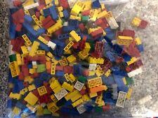 LEGO ® 1000 Basic Steine Grundbaustein - gut gemischt - NUR HOHE STEINE