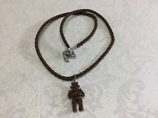 DISNEY action figure charm necklace