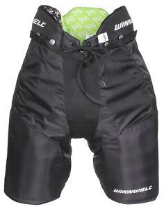 WINNWELL AMP 500 Ice Hockey Pants Size Senior, Hockey Protective Shorts