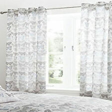 Polyester French Country Floral Curtains