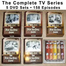 THE DICK VAN DYKE SHOW Complete TV Series Seasons 1-5 on Original DVD Sets