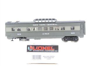 O Gauge 3-Rail Lionel 6-16019 New York Central Vista Dome Passenger 'La Salle'