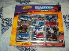Johnny Lightning Dragsters U.S.A. Collectors Edition Full Set of 11 Diecast NIP