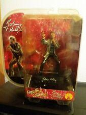 Figurine Johnny Hallyday (neuve) *