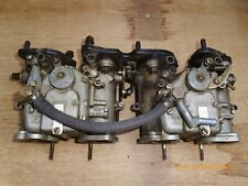 SOLEX  C40 ADDHE PAIR CARBURETORS