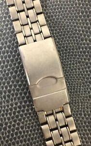 Strap Titanium Strap Band Bracelet Replacement 0,97/1,97mm Vintage Watch