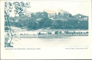 Postcard University of Tennessee in Knoxville, Tennessee~2871