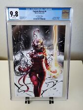 Captain Marvel 8 InHyuk Lee Virgin Variant CGC 9.8 1st Appearance Star