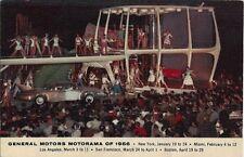 Vintage Postcard - General Motors Motorama of 1956