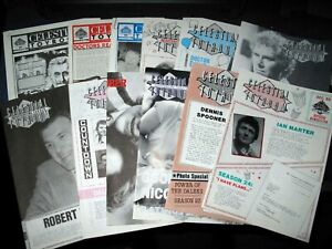 Doctor Who CELESTIAL TOYROOM (DWAS Newsletter) FANZINE / 1986 Issues 1-12 (12)