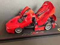 Ferrari FXX-K EVO Rosso Corsa 322 Die-Cast High End No. #77 of 99 BBR neu 1:18