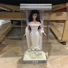 Barbie Doll June Pearl Birthstone Collection Collector Edition 2002
