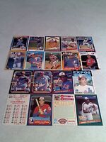*****Andres Galarraga*****  Lot of 160 cards.....ALL DIFFERENT