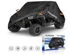 NEVERLAND UTV Cover, Waterproof Heavy Denier Oxford Cloth Material