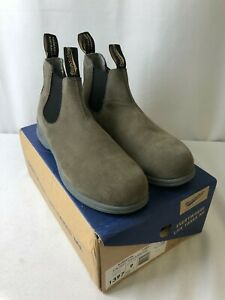 Blundstone Style 1397 Men's Premium Suede Boots Olive Size 10 (US)