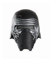 Force Awakens Costume Accessory, Kids Star Wars Kylo Ren 1/2 Mask, Age 3+