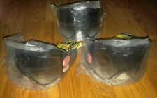 NEW Lot of 3 Axiom FX 10 Smoke Paintball Replacement Lens
